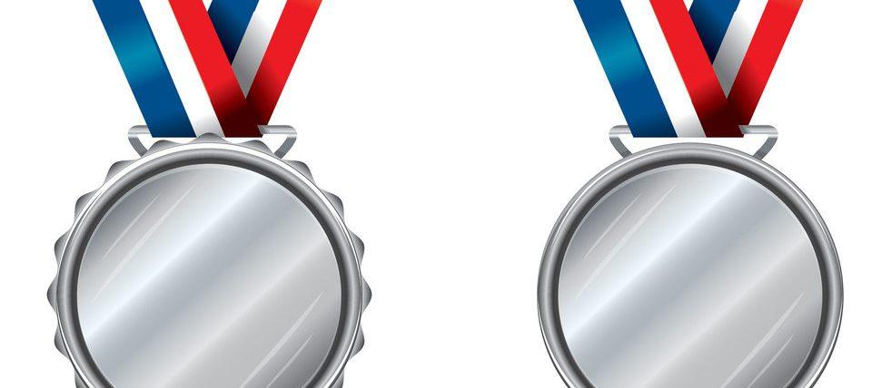 2 gange sølv ved Andecup