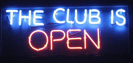 Tirsdag 29.05 er klubben åben