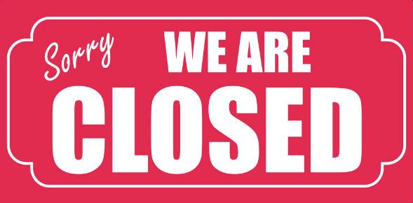 Lukket 18.9.2018