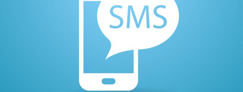 Nyheder på SMS